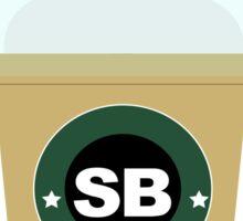 Starbucks Cup Sticker