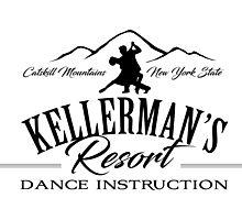 Kellerman's Resort Dance Instruction Photographic Print