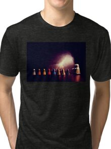 they go two by four by six by eight Tri-blend T-Shirt