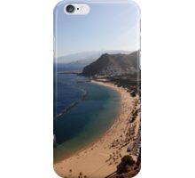 Playa de las Teresitas - Tenerife iPhone Case/Skin