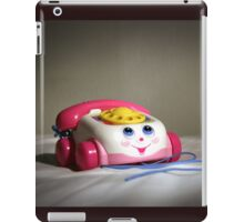 first mobile phone iPad Case/Skin