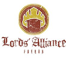 The Lords Alliance Photographic Print