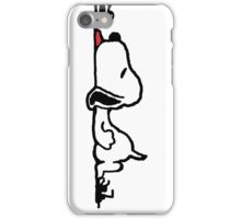 A Tired Snoopy iPhone Case/Skin