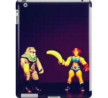 this bangbangna is loaded iPad Case/Skin