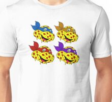 Pizza Turtles Unisex T-Shirt