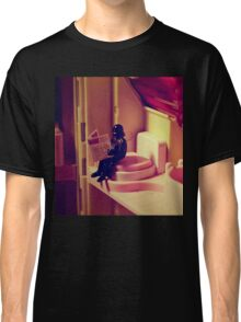 the force is strong with this one Classic T-Shirt