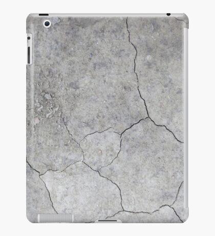 Concrete Texture 05 iPad Case/Skin