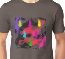 Totally 80's Spatter Painting Unisex T-Shirt