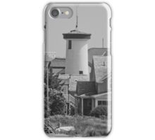 Lighthouse House on Cape Cod iPhone Case/Skin