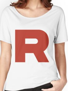 Pokemon Go - Team Rocket Women's Relaxed Fit T-Shirt