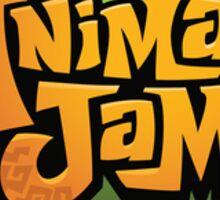 Animal Jam Logo Sticker