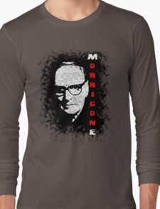 Ennio Morricone: Maestro series Long Sleeve T-Shirt