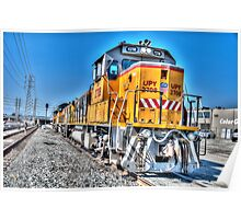 Union Pacific  Poster