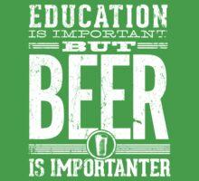 Beer is Importanter Baby Tee