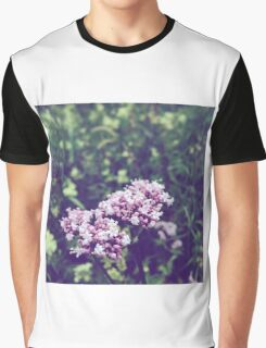 Flowers in the fields  Graphic T-Shirt