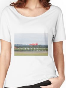 Red Arrows  Women's Relaxed Fit T-Shirt