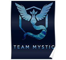 Pokemon Go - Team Mystic Poster