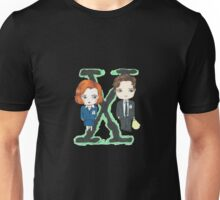 Mulder y Scully Unisex T-Shirt