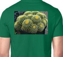 A TUB OF BARREL CACTI Unisex T-Shirt
