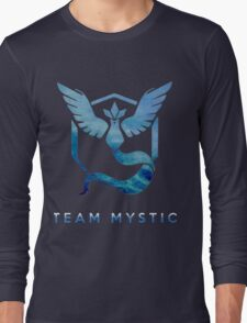 Pokemon Go - Team Mystic Long Sleeve T-Shirt