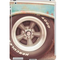 Old Chevy iPad Case/Skin