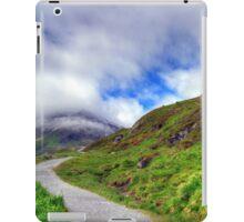 Summer trip to Tyrol, Austria iPad Case/Skin