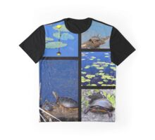 Home in the Bog Graphic T-Shirt