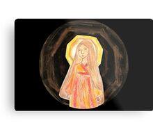 Amaterasu - Goddess  Metal Print