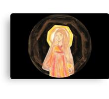 Amaterasu - Goddess  Canvas Print