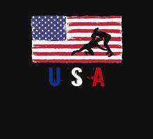 USA Judo 2016 competition wrestling judoka funny t-shirt Unisex T-Shirt
