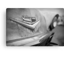 Chevy Badge Canvas Print