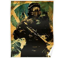 Master Chief Halo Guardians Poster