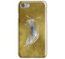 Grunge Style Centipede iPhone Case/Skin