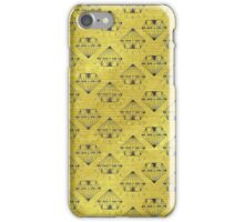Gold & Diamonds iPhone Case/Skin
