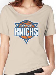 knicks Women's Relaxed Fit T-Shirt
