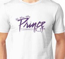 Prince He was My Prince T-shirt RIP Minneapolis Minnesota Star Tshirt Unisex Men Women Boy Girl Unisex T-Shirt
