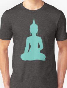 Pastel Mint Buddha Unisex T-Shirt