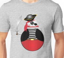 BB8 Friends Series 1 - The Swashbuckler Unisex T-Shirt