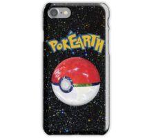 Pokearth iPhone Case/Skin