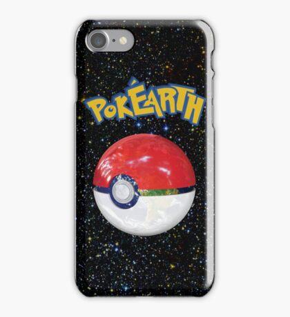 Pokearth iPhone Case/Skin