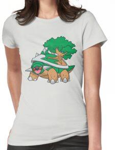 Torterra Womens Fitted T-Shirt