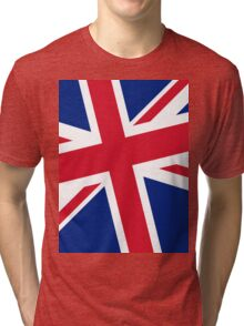 Diagonal state of the Union - Jack that is :) Tri-blend T-Shirt