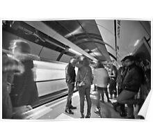 Underground Gathering Poster