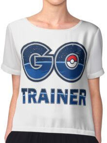 Pokemon Go Trainer Chiffon Top