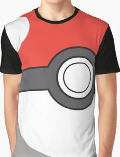 Pokeball - Pokemon Go Graphic T-Shirt