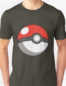Pokeball - Pokemon Go Unisex T-Shirt