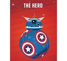 BB8 Friends Series 1 - The Hero Photographic Print