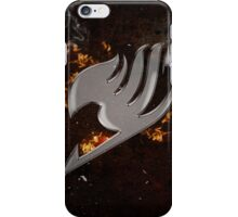 Simbol Fire Fairy iPhone Case/Skin