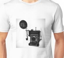 Old School Camera Unisex T-Shirt