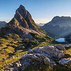 Alpine Paradise by Michael Breitung